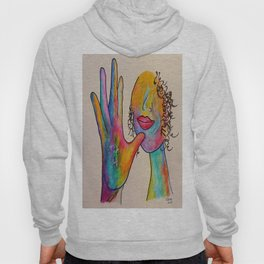 American Sign Language MOTHER Hoody