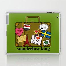 Wanderlust King Laptop & iPad Skin