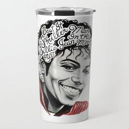 MJ The G.O.A.T. Travel Mug
