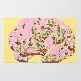 Brain Terrarium Rug