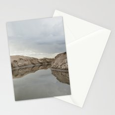 the winter storm Stationery Cards