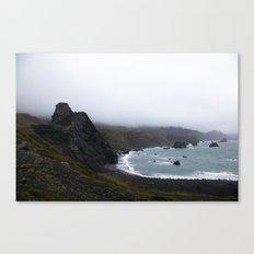 west coast vibes Canvas Print