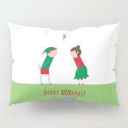 Happy XOXmas Pillow Sham