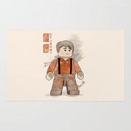 Captain Tightpants (Lego Firefly) Rug