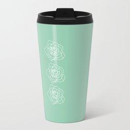 Rose Vert Claire Travel Mug