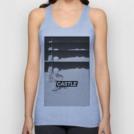 SURFACE // CASTLE Unisex Tank Top