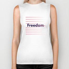 Freedom Biker Tank