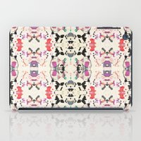 rorschach iPad Cases featuring Rorschach by Zephyr