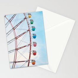 Ferris Wheel Odaiba Stationery Cards
