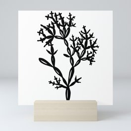 Seaweed 01 Mini Art Print