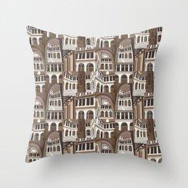 Bramante Throw Pillow