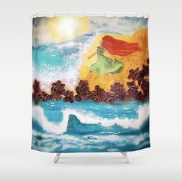 I Am Successful Shower Curtain