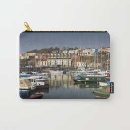 Bristol Boats and Coloured Houses Carry-All Pouch
