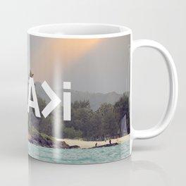 SEA>i  |  Back to Lanikai Coffee Mug