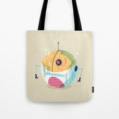 :::Mini Robot-Sfera2::: Tote Bag