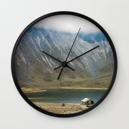 In the immensity Wall Clock