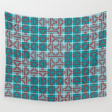 Maze Wall Tapestry