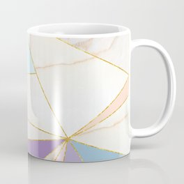Rose Quart & Purple Spectrum Coffee Mug