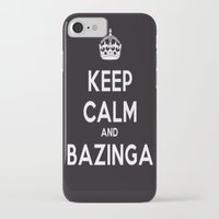 bazinga iPhone & iPod Cases featuring Bazinga by S.YassinPhotography