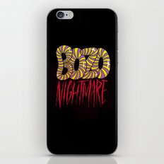BOZO Nightmare iPhone & iPod Skin
