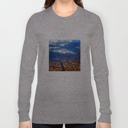 Sky Pebbles Long Sleeve T-shirt
