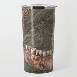Catacomb Culture - Mandible / Jaw Bone Travel Mug