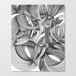 circles 3 Canvas Print