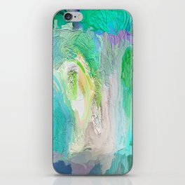 418 - Abstract Colour Design iPhone Skin
