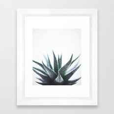 Green Topaz #society6 #decor #buyart Framed Art Print