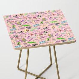 Take Life Mag! Side Table