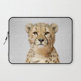 Cheetah - Colorful Laptop Sleeve