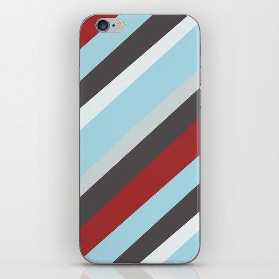 Diagonal : Pattern iPhone & iPod Skin