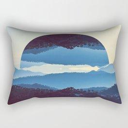 Himalayan Reflection 2 Rectangular Pillow