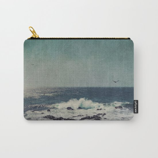 emerAld oceAn Carry-All Pouch