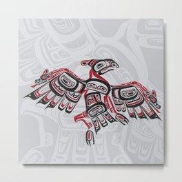 Thunderbird Lund Metal Print