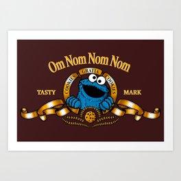 Cookies Gratia Cookies Art Print