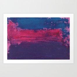 Textural Captivation Art Print