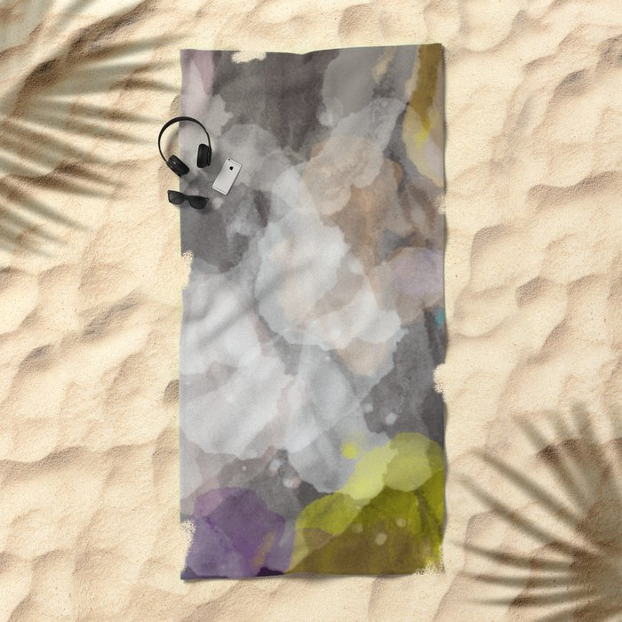 Abstract XII Beach Towel