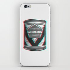Condensed Milk (Sgushchennoye Moloko)  3D iPhone & iPod Skin