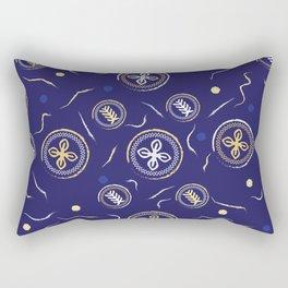 African Pattern Rectangular Pillow