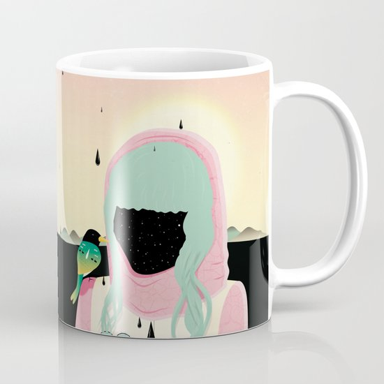 How she met herself in a dream Mug