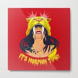 Saber Tooth Tiger  Metal Print