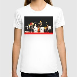 Cotton Club Crooners T-shirt