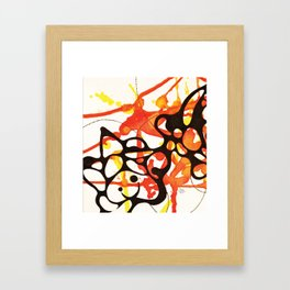 Abstract#1 Framed Art Print