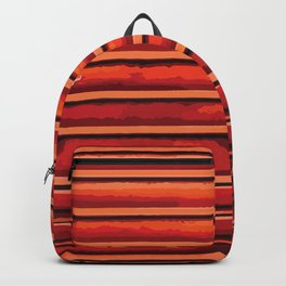 8 Colors - Red Backpack