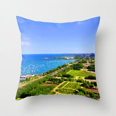 Grant Park Throw Pillow
