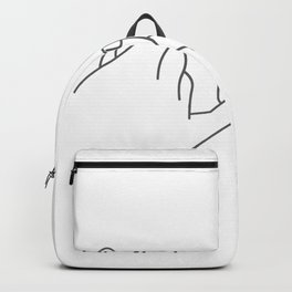 Pinky Promise 3 Backpack