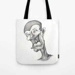 Embrace The Pain Tote Bag