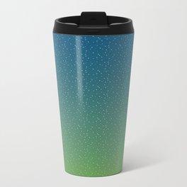Constellations (Green) Metal Travel Mug