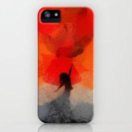 umbrellaliensunshine: atomicherry spring! iPhone Case